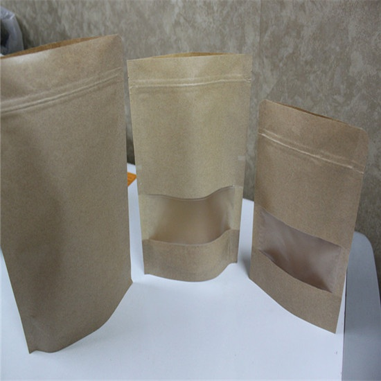 paper standable packaging bag